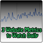 3 Essential Web Metrics to Monitor