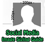 Social Media Profile Image Size Guide [Infographic]
