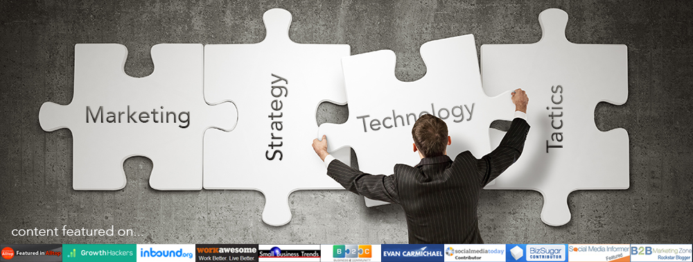 Marketing Strategy Technology Tactics